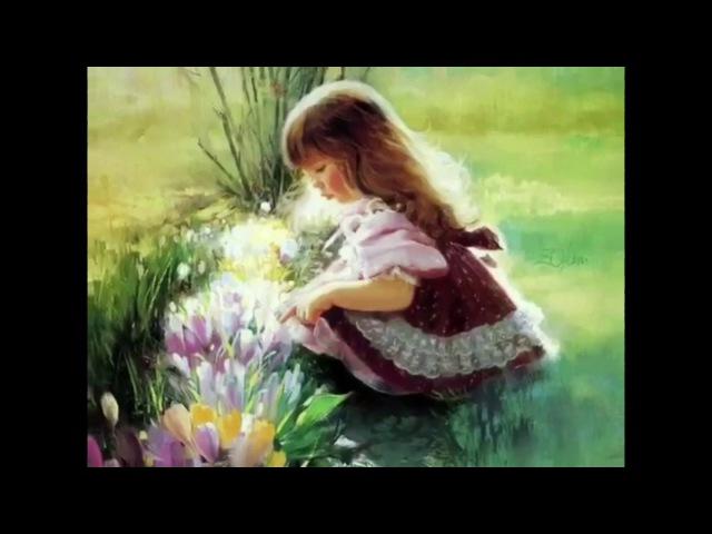 Господи, благослови моих детей! Дай им добрые и чистые сердца и сохрани их от зла этого мира! Аминь!