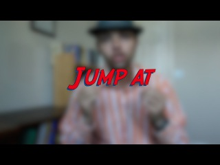Jump at - W15D3 - Daily Phrasal Verbs - Learn English online free video lessons