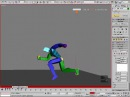 3Ds Max - Biped Animation Video Tutorial - Part 01