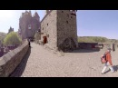 VR Travel 360 Video Burg Eltz Castle ID 671 Royalty Free Stock Licensing