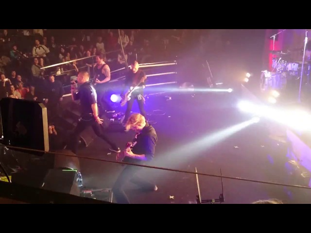 Poets of the Fall - Running Out Of Time [Aurora Concert Hall 11.11.2016]