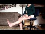 Self-massage your knee pain goodbye!