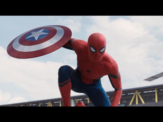 Человек-паук: возвращение домой в RealD 3D