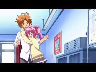 Забавный Момент из аниме Проклятие мультивыбора превратило мою жизнь в ад / NouCome