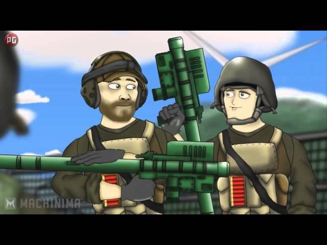 Друзья по Battlefield -- Стингеры 2 сезон 10 серия