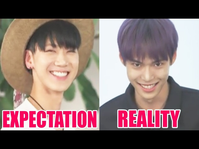 NCT - Expectation VS Reality - Part 2