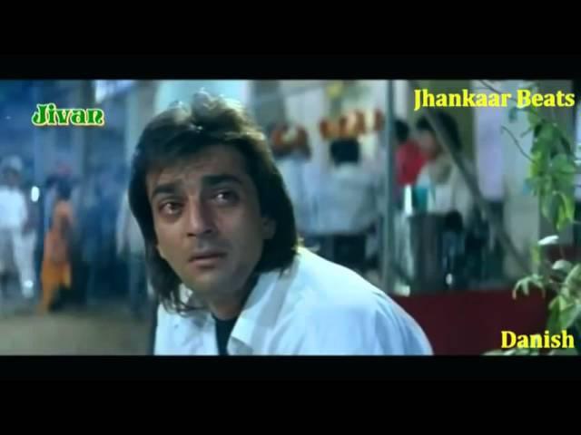Jab Jab Pyaar Pe HD with Eagle Jhankar Bests Sadak 1991 Kumar Sanu Anuradha