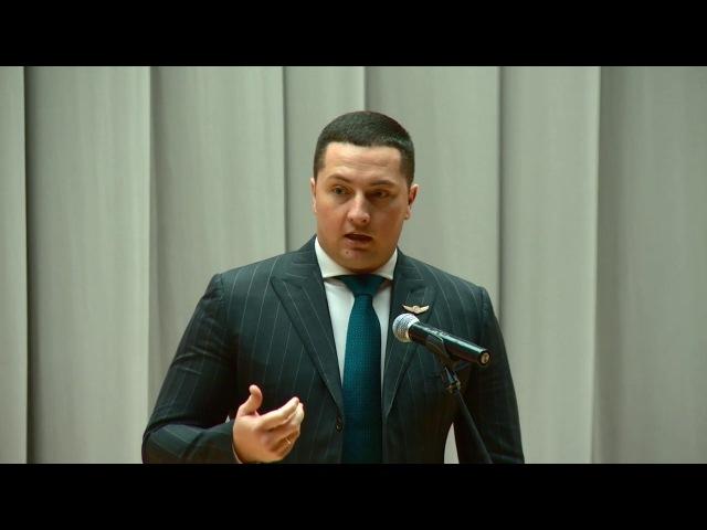 ВЕЛИКИЕ ЛЮДИ ВЕЛИКОЙ РОССИИ выступление и награждение президента компании Vertera Хитрова А А