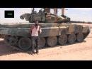 Неуязвимый Т-90: боевики ИГ трижды стреляли в танк, но не смогли его подбить