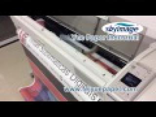 Tinta J-teck de alta densidad en Epson SC-F-Series F6070 y F7080