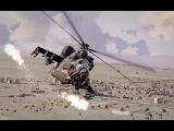 Пилоты вертолётов Ми 24 повергли в ужас ИГИЛ