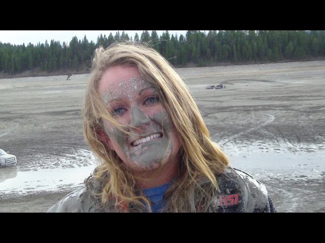 Dirty Girls in the mud