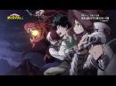 アニメ『僕のヒーローアカデミア』2期第2クールエンディングムービー 652