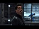 Тони Старк прилетает в океанскую тюрьму Рафт Первый мститель Противостояние 2016