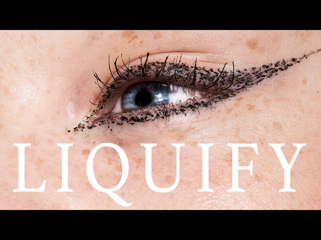 How to use the liquify tool in Photoshop - Beauty Retouching Tutorial