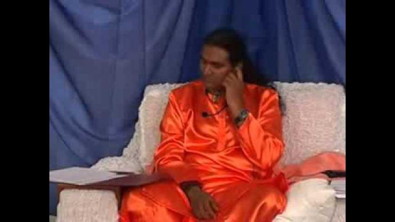 Шри Свами Вишвананда Семинар по мудрам 2010