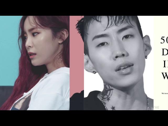 GroovyRoom - Sunday(feat.박재범,헤이즈) Music Visual
