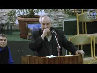 О приобретении друзей неправедным богатством Кобзарь А.С. 25.02.2017 церковь Вифания