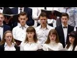 О мой Господь, к Тебе стремлюсь хор 26.02.2017 в ц. Свет Евангелия г. Сумы