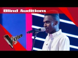 Mo Adeniran performs 'Iron Sky' Blind Auditions 1  The Voice UK 2017