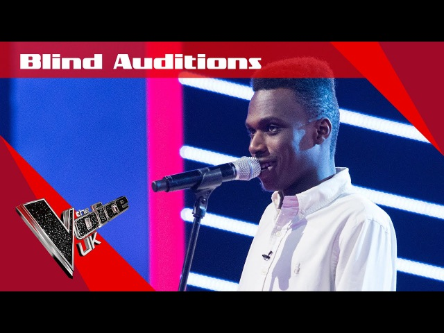 Mo performs 'Iron Sky': Blind Auditions 1 | The Voice UK 2017