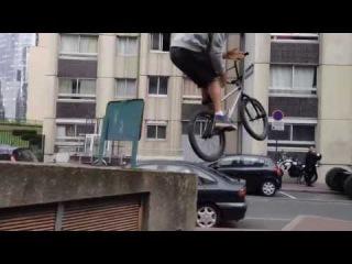 Sosh Urban Motion 2 - Florent Soulas Stéphane Karle (5th place)