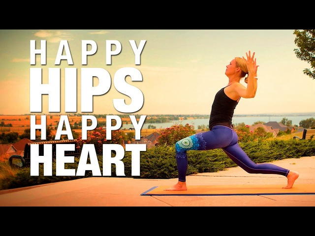 Класс йоги Счастливые Бедра Счастливое Сердце - Five Parks Yoga. Happy Hips Happy Heart Yoga Class - Five Parks Yoga