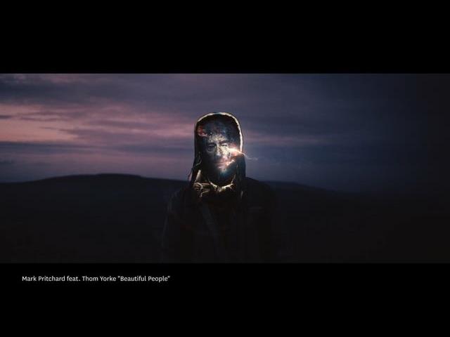 LUNAPARK Behind the scenes: Mark Pritchard feat. Thom Yorke - Beautiful people