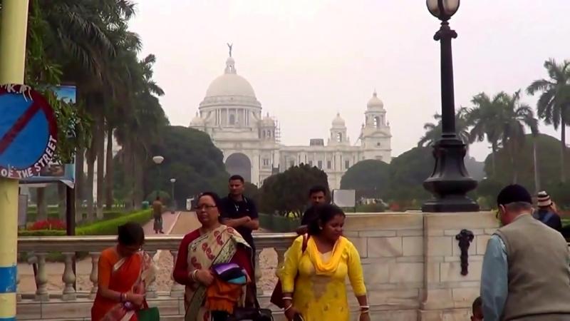 Beautiful Victoria Memorial Hall Kolkata, West Bengal, India