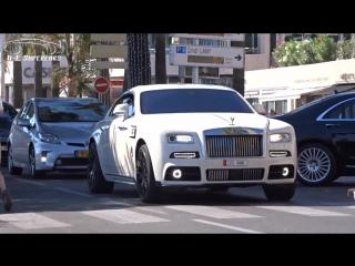 CoD | MANSORY Rolls Royce Wraith in white