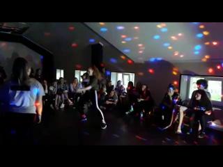 Dancehall battle| Format Dance Fest| Yanet vs Gaika
