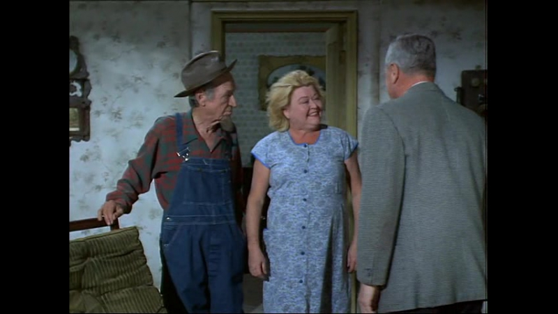 Сезон 1 Серия 15 Green Acres.How.to.enlarge.a.bedroom_DVDRip.1965