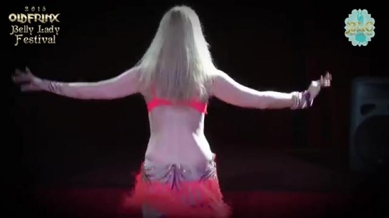 Daria Danilkina ⊰⊱ Belly Lady Festival 15. 8287