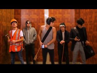 Музыка в лифте (VHS Video)