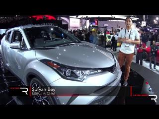 2018 Toyota CH-R – Redline_ First Look – 2016 LAAS