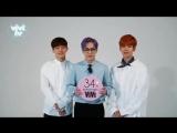 [VIDEO] 170508 EXO-CBX @ ViVi Magazine
