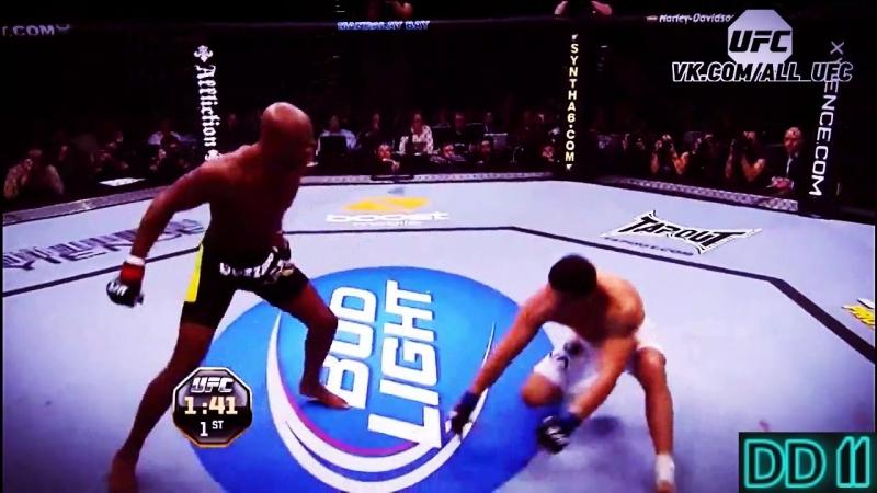 Anderson Silva vs Vitor Belfort UFC 126