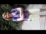 Роза Хутор водопад, репортаж от Сашки