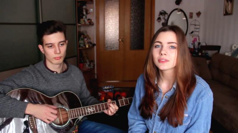 Natan - Аллилуйя (cover by Лиза Казакова),красивая милая девушка классно спела кавер,поёмвсети,отлично поёт,у девушки талант