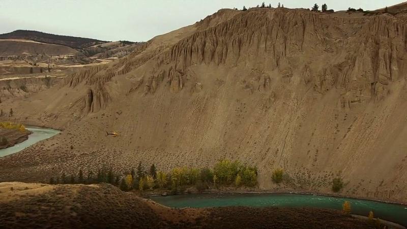 Де закінчується стежка / Where the Trail Ends (2012)