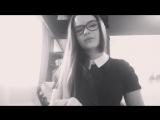 Милая девушка круто поёт ♫ Красивый голос