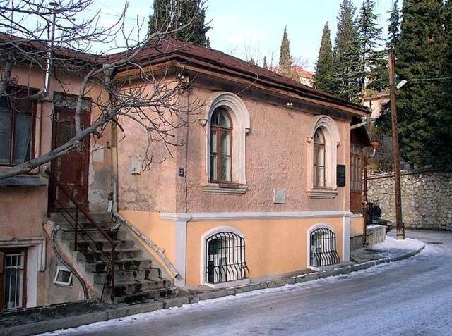 В Ялте увековечили память русского поэта Семёна Надсона