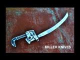 Дешево и сердито как сделать саблеобразный меч из трубного ключа
