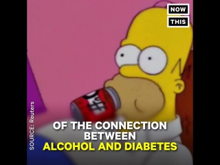 NowThis Future: Drinking alcohol could reduce your risk of diabetes