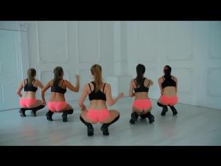 TWERK choreo by Polina Dubkova Ballet vs. twerk Beyoncé - 7-11_[азиатки, порно, эротика, asian, хент