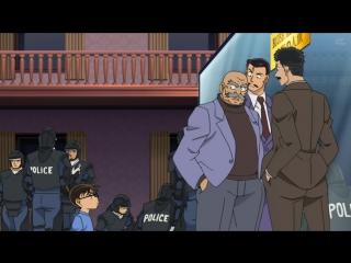 El Detectiu Conan - 725 - En Kaito Kid i la Sirena Ruboritzada (II) (Sub. Català)