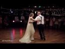 Невероятный танец невесты с отцом