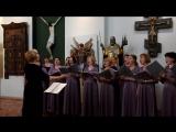 Концерт в Пермской Художественной галерее, 20 мая. Хор