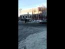 """""""Говорящий"""" светофор, Чернигов, ул. 1 Мая"""