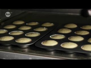 Анна Олсон: секреты выпечки, 2 сезон, 11 эп. Сливочный крем